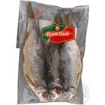 Fish common roach Samyi smak sun dried