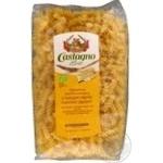 Вироби макаронні органічні паста із твердої пшениці Castagno форма фузіллі