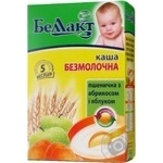Pap Bellakt wheat with apple dairy-free 250g