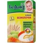 Каша Беллакт пшеничный яблоко безмолочная 250г