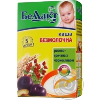 Pap Bellakt rice with prunes dairy-free 250g