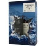 Виски Талискер 45% 700мл