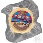 Сыр моцарелла Баштанка фасованное 50% вакумная упаковка