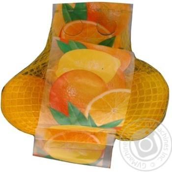 Лимон свежий сетка 500г
