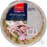 Fish herring O'more with onion pickled 450g