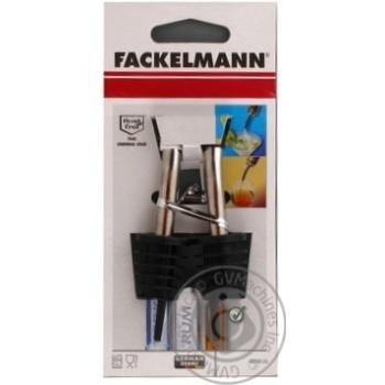 Пробка-лейка для бутылки Fackelmann 2шт - купить, цены на Метро - фото 1