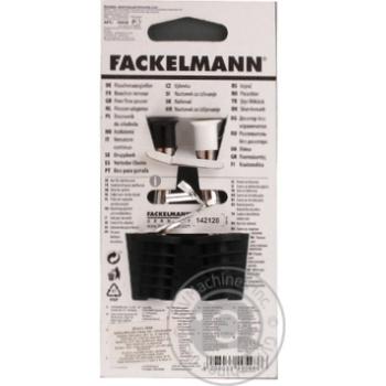 Пробка-лейка для бутылки Fackelmann 2шт - купить, цены на Метро - фото 2