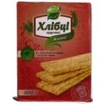 Хлебцы Галлети Хлебцы-Луганцы ржаные без дрожжей и сахара 100г