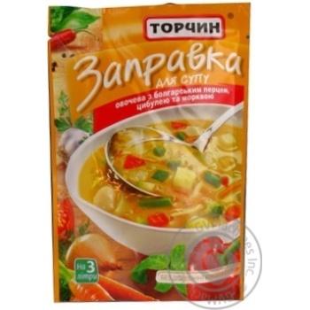 Cooking base Torchyn vegetable 240g doypack Ukraine