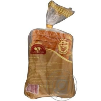Bread Tsar hlib wheat cutting for toasts 350g packaged - buy, prices for Furshet - image 3