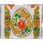 Праздничное полотенце с рисунком Premium - купить, цены на Фуршет - фото 3
