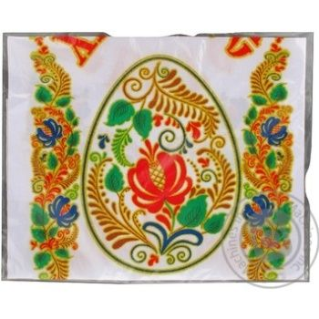Festive Towel with Pattern Premium - buy, prices for Furshet - image 3