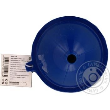 Набір з 3 воронок Fackelmann пластик D7,9,11см - купить, цены на Novus - фото 2