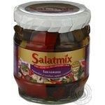 Vegetables eggplant Salatmix pickled 360g