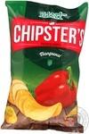 Чипсы Flint Chipster's картофельные со вкусом паприки 70г Украина