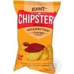Flint Chipster's Wavy Beef & Adjika Potato Chips
