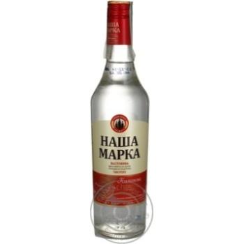 Nasha Marka Kalinova tincture 35% 0,5l - buy, prices for Novus - image 1