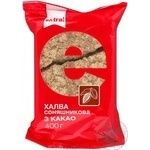 Халва Extra! подсолнечная с какао 400г