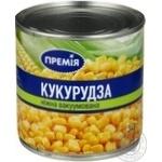 Vegetables corn Premiya canned 340g can