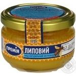 Мед Премія натуральный цветочный липовый 170г