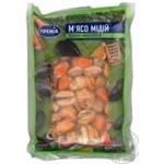 Seafood mussles Premiya frozen 250g