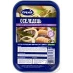 Fish herring Premiya with onion preserves 200g