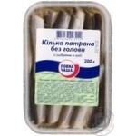 Fish sprat Povna chasha preserves 200g
