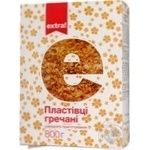 Flakes Extra! buckwheat ready-to-cook 800g