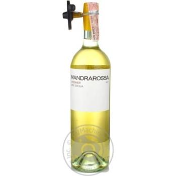 Вино белое сухое 13.5% 750мл стеклянная бутылка