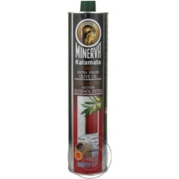 Масло оливковое Minerva Extra Kalamata 750мл