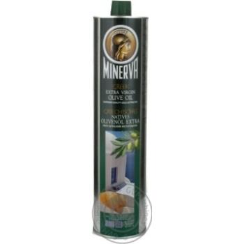 Масло оливковое Minerva Extra Virgin ж/б 750мл