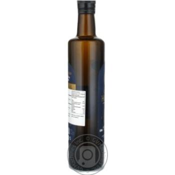 Олія Casas de Hualdo Extra Virgin Пікуаль оливк.скл 500мл - купити, ціни на CітіМаркет - фото 3