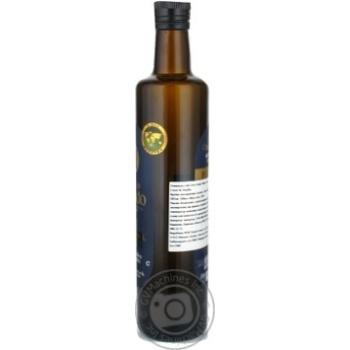 Олія Casas de Hualdo Extra Virgin Пікуаль оливк.скл 500мл - купити, ціни на CітіМаркет - фото 4