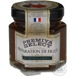 Confiture Premiya select of figs 50g