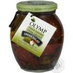 Салат Olymp Греческий томат-греческий сыр-оливки 370мл