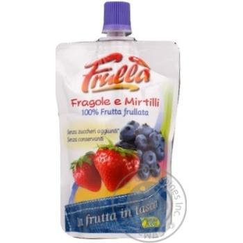Puree Frulla fruit 100g doypack