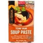 Паста deSiam Том Ям тайская для супа 70г
