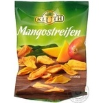 Dried fruits mango Kluth dried 100g