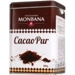 Какао-порошок Monbana 200г