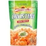 Гренки Panealba Crosrtini соленые 100г