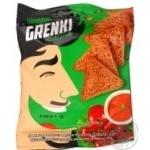 Грінки житні зі смаком томат спайсі Snekkin 35г