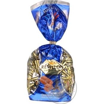 Конфета молочный шоколад с пралине 230г