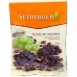 Seeberger blue raisins 200g