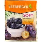 Seeberger extra soft dried plums 200g - buy, prices for Novus - image 1