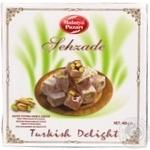 Turkish delight Malatya pazari pistachio 400g Turkey