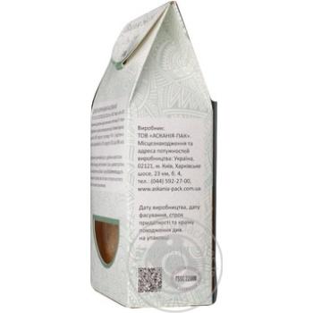 Сахар Аскания-Пак Dry Demerara коричневый 300г - купить, цены на Varus - фото 3