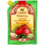 Майонез Королевский смак Весенний 40% 380г Украина