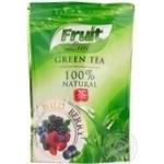 Tea Fruit line green 80g