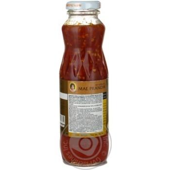 Соус Maepranom сладкий чили 300мл - купить, цены на Ашан - фото 4