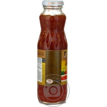 Соус Maepranom солодкий чилі 300мл - купити, ціни на Ашан - фото 5